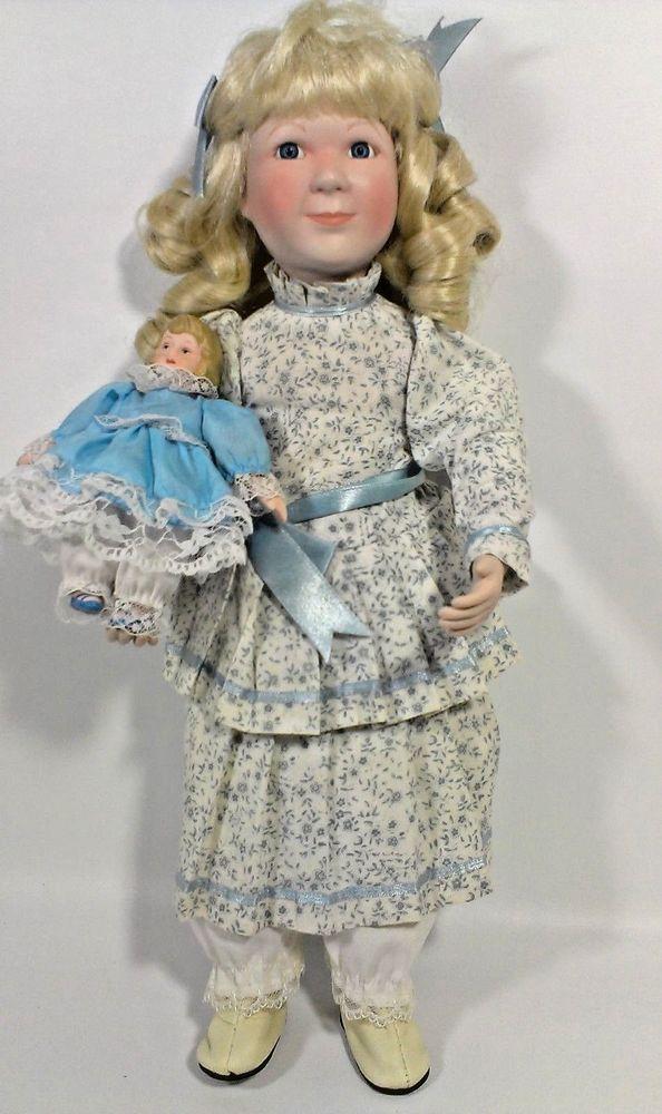 Ashton drake laura ingalls doll