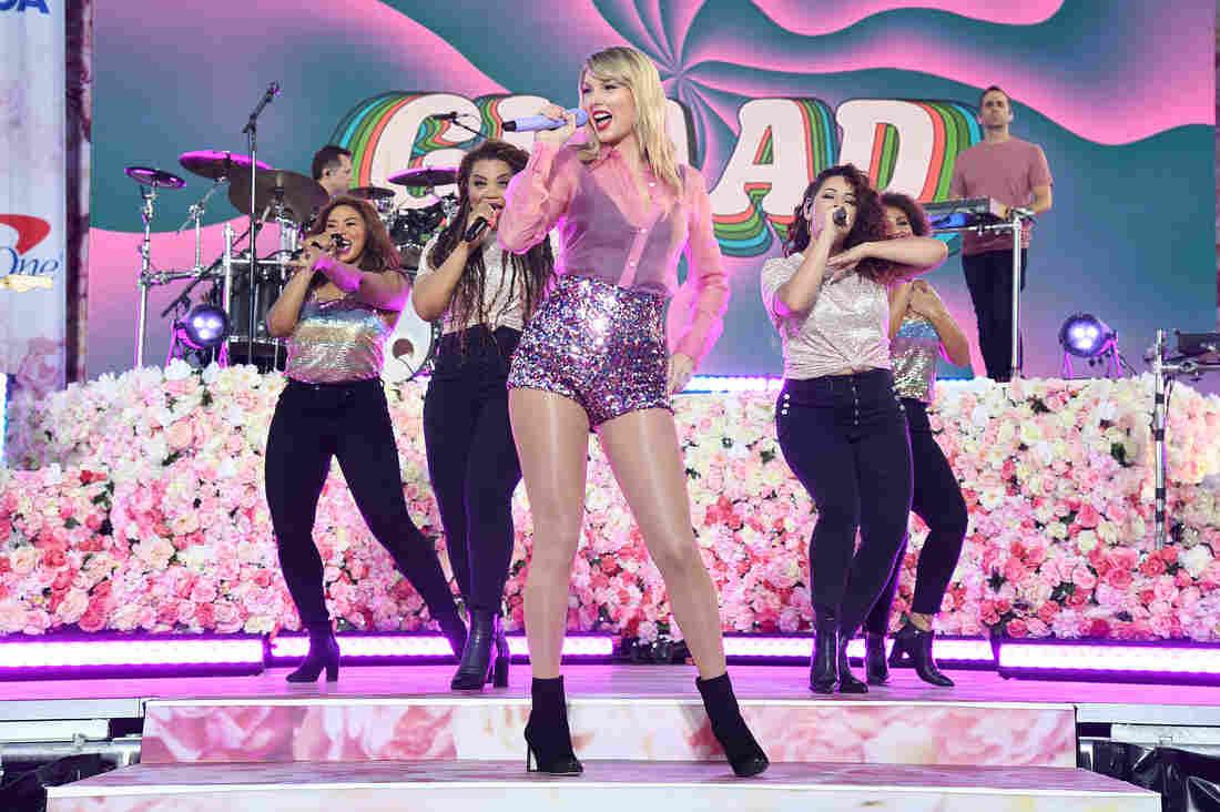 Taylor swift re