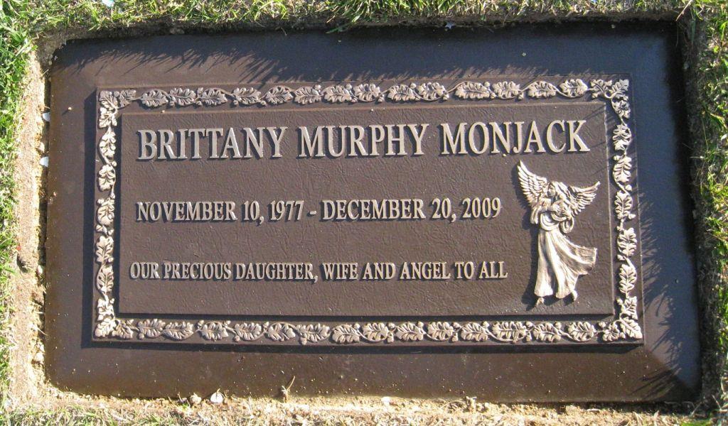 Brittany murphy memorial