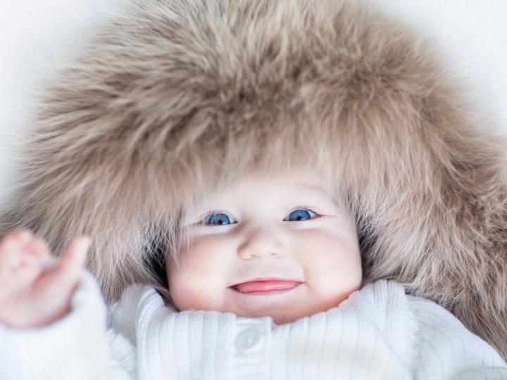 Во что одеть осенью новорожденного