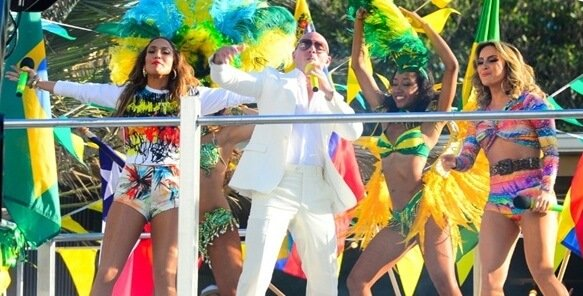 Pitbull jennifer lopez we are one download