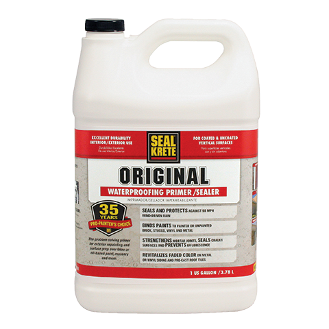 Seal krete original waterproofing sealer