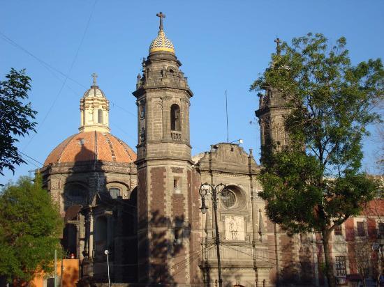 San miguel arcangel mexico