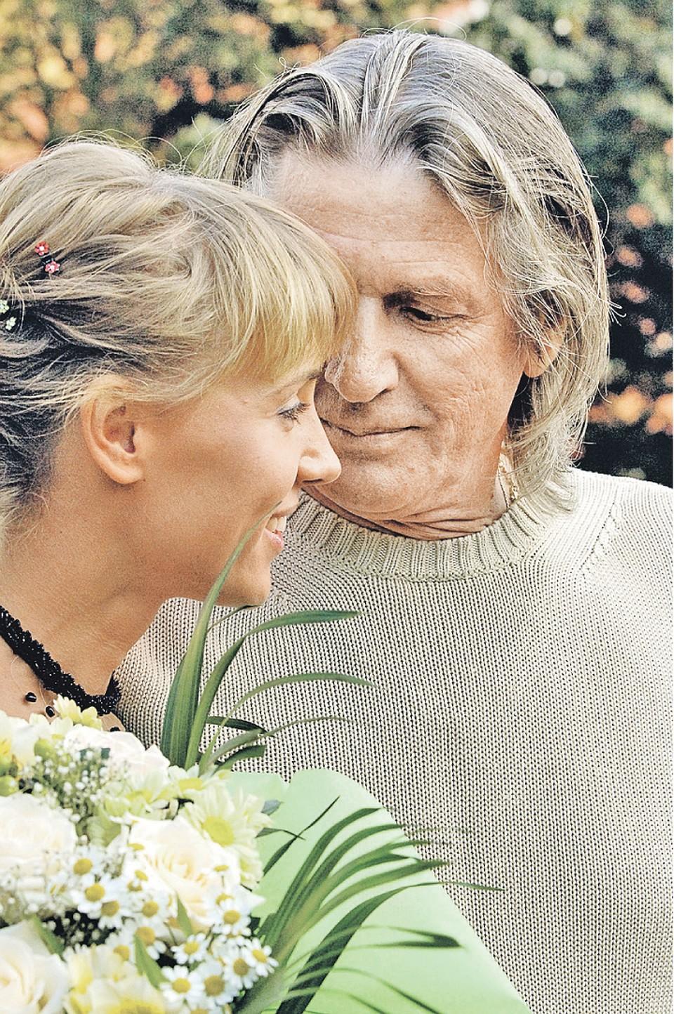 Ксения алферова и дочь дуня фото