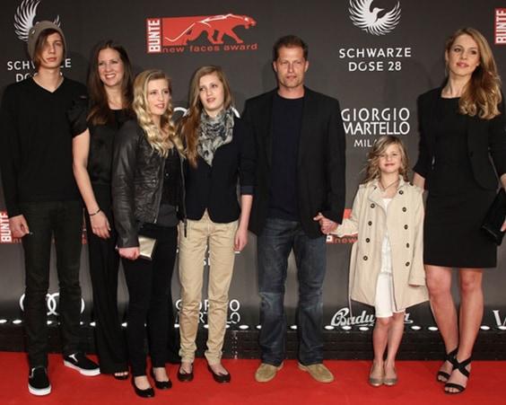 Тиль швайгер семья