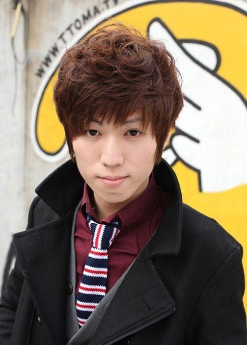 Modern Korean Guys Hairstyles - Asian Hairstyles