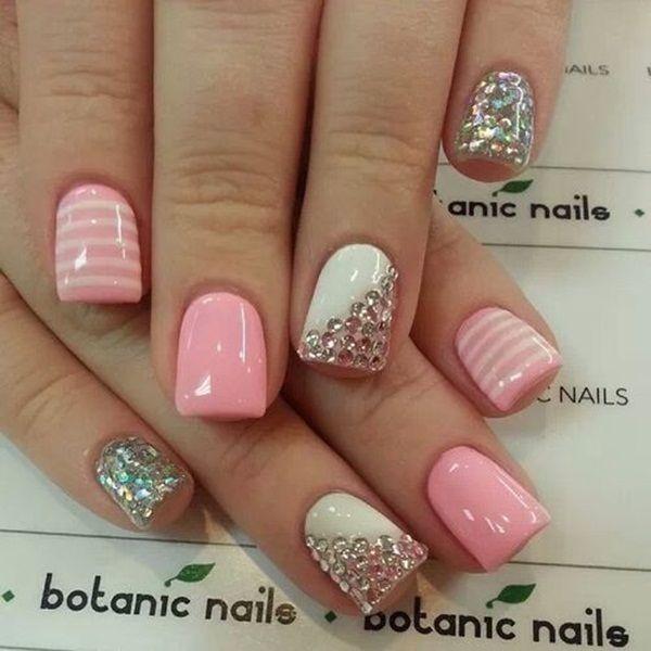 Nail art for short nails tumblr