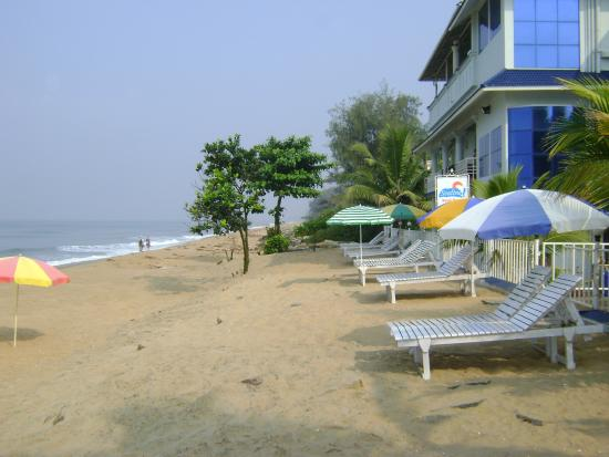 Sealine beach resort cherai beach kerala