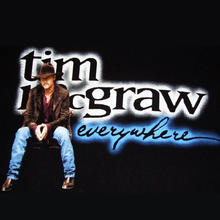 Tim McGraw - Everywhere single cover.png