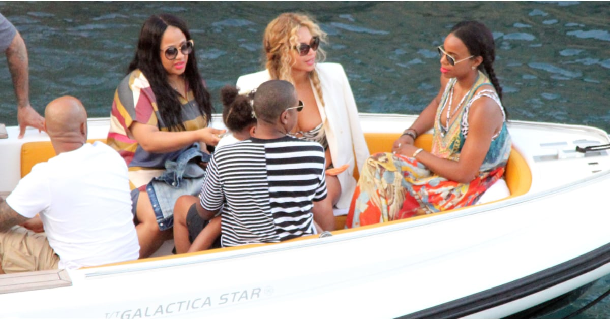 Beyonce and jay-z vacation pictures