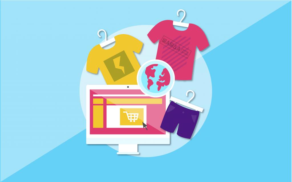 Интернет магазин одежды бизнес идея
