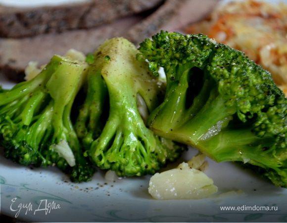 Как вкусно замариновать брокколи