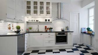 Черная кухня икеа