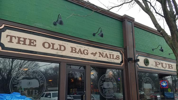Old bag of nails grandview