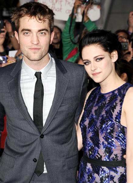 Кристен и Роберт