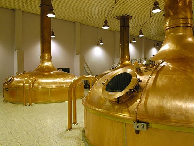 Мини завод по производству пива