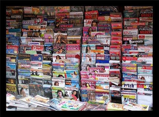 Какие журналы известные