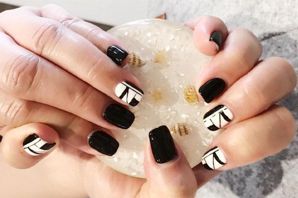 Gel nails design singapore