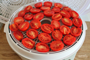 Вяленые помидоры по-итальянски - фото шаг 3