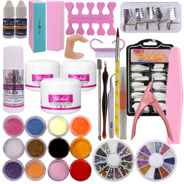 Acrylic nails kits to buy