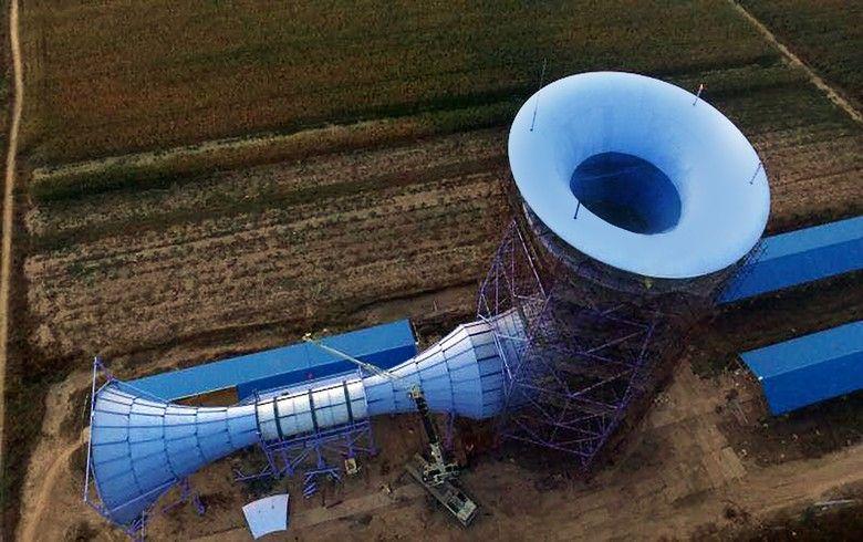 Saphonian bladeless turbine how it works