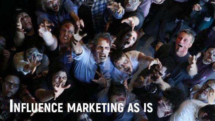 инфлюенс маркетинг шутка мем о рекламе в инстаграм
