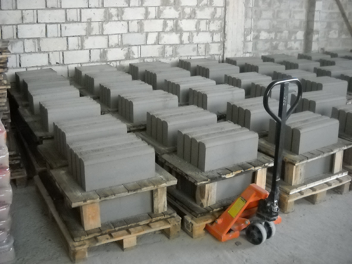 Что нужно для производства тротуарной плитки