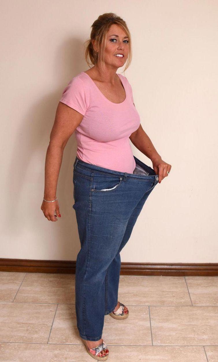 Похудеть со 100 до 70