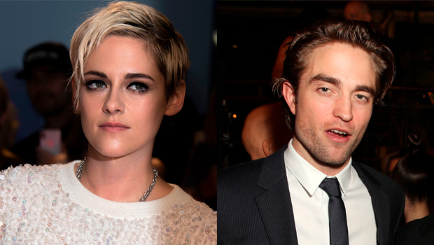 Robert pattinson and kristen tewart