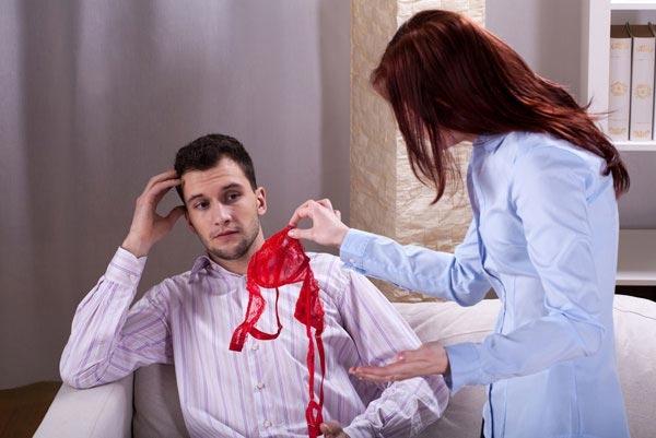 Как узнать спал ли с кем то муж