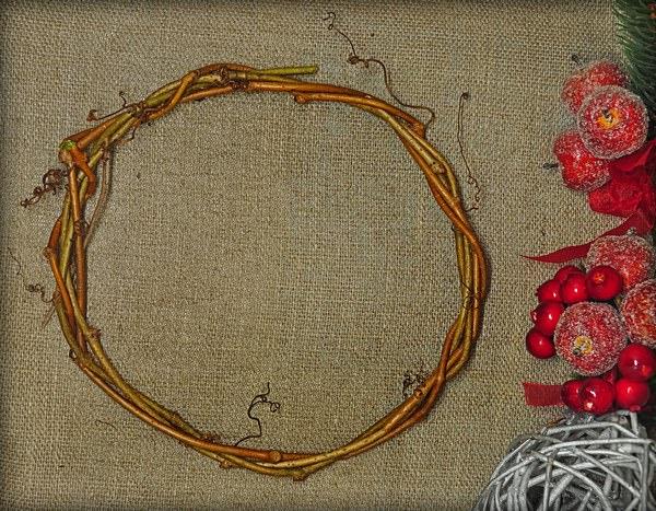 Плетение из лозы мастер класс