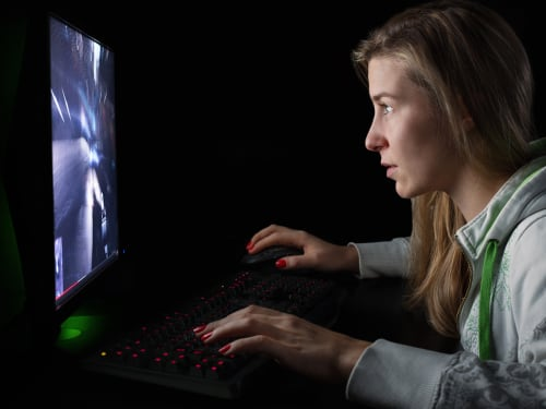the Serious Gamer