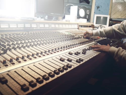 the Serious Music Producer