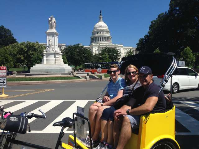 US Capitol -- Things to do in Washington DC