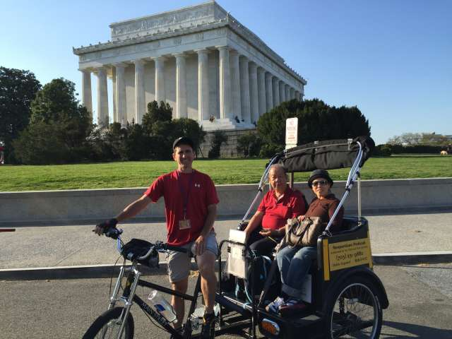 Washington DC sightseeing