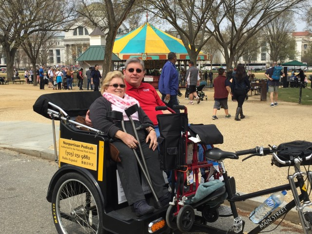 Handicap Access Tours of Washington DC