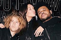 Поцелуи и объятия: Белла Хадид проводит время с бойфрендом The Weeknd в Торонто