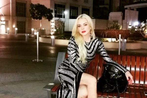Из-за долгов Линдси Лохан переехала жить в Дубаи