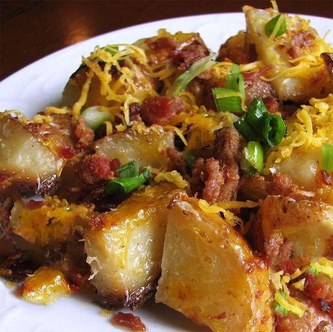 Картошка по украински рецепт