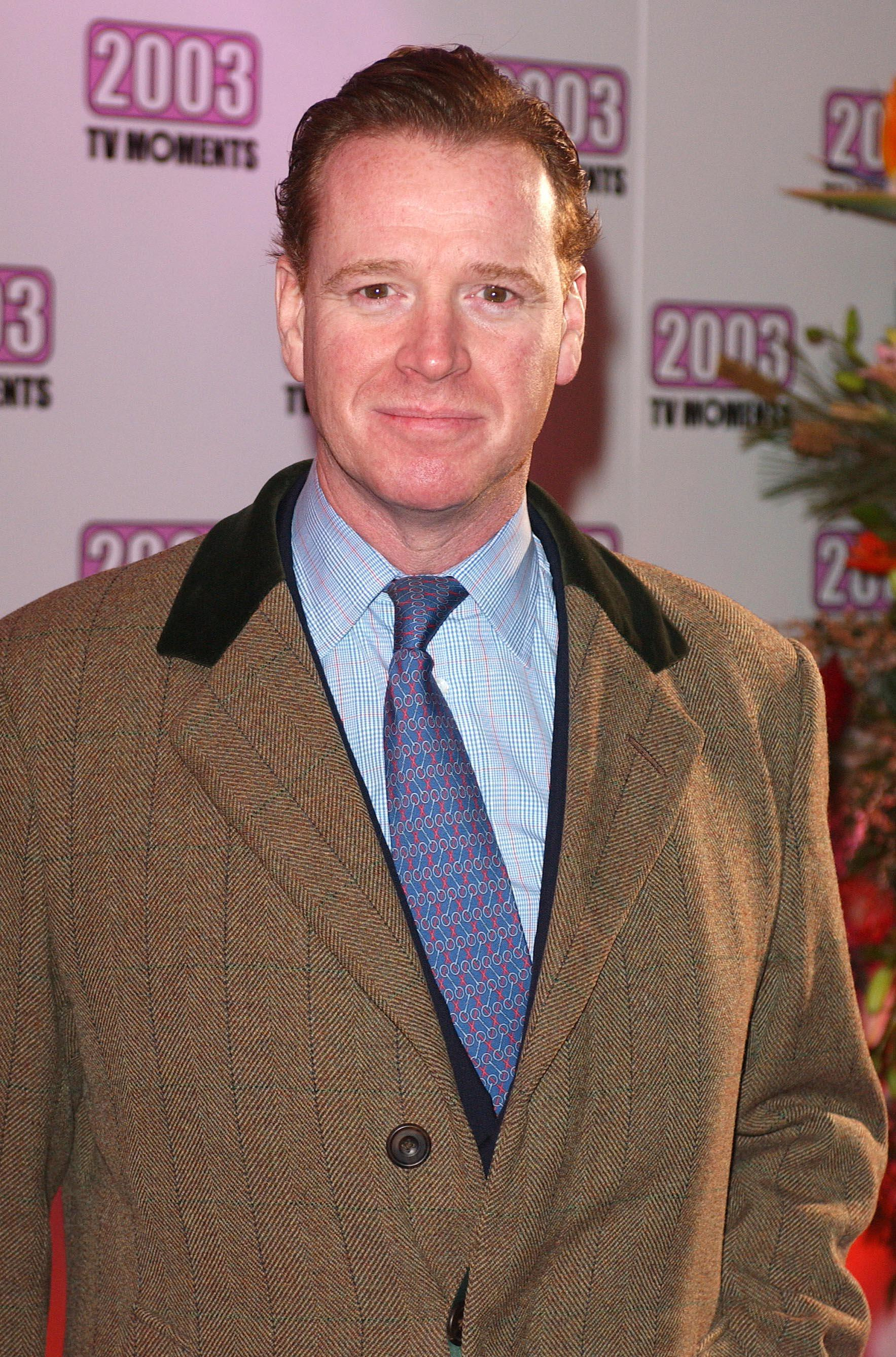 Prince harry's biological father