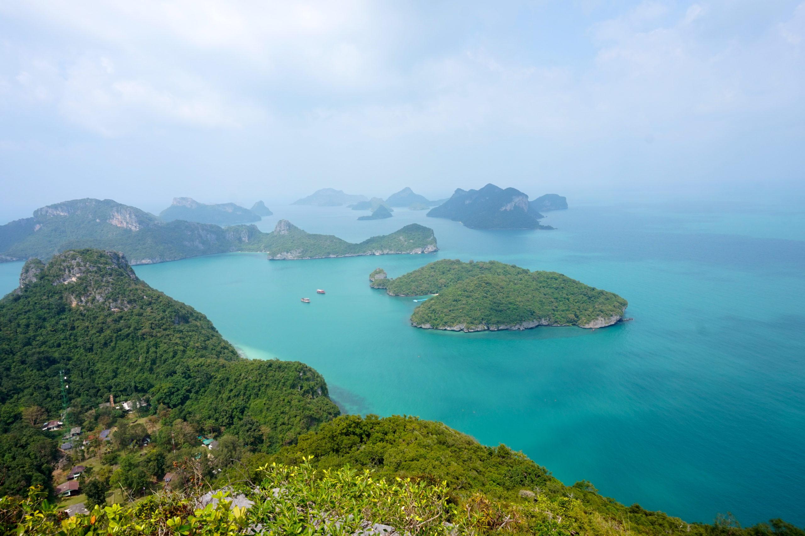 Таиланд какое море омывает