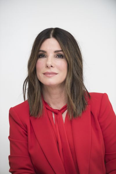 "Sandra Bullock, who stars in ""Bird Box"","