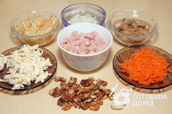 Салат любимый рецепт с фото