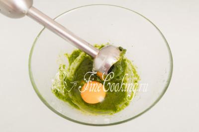 Рецепт мятного печенья