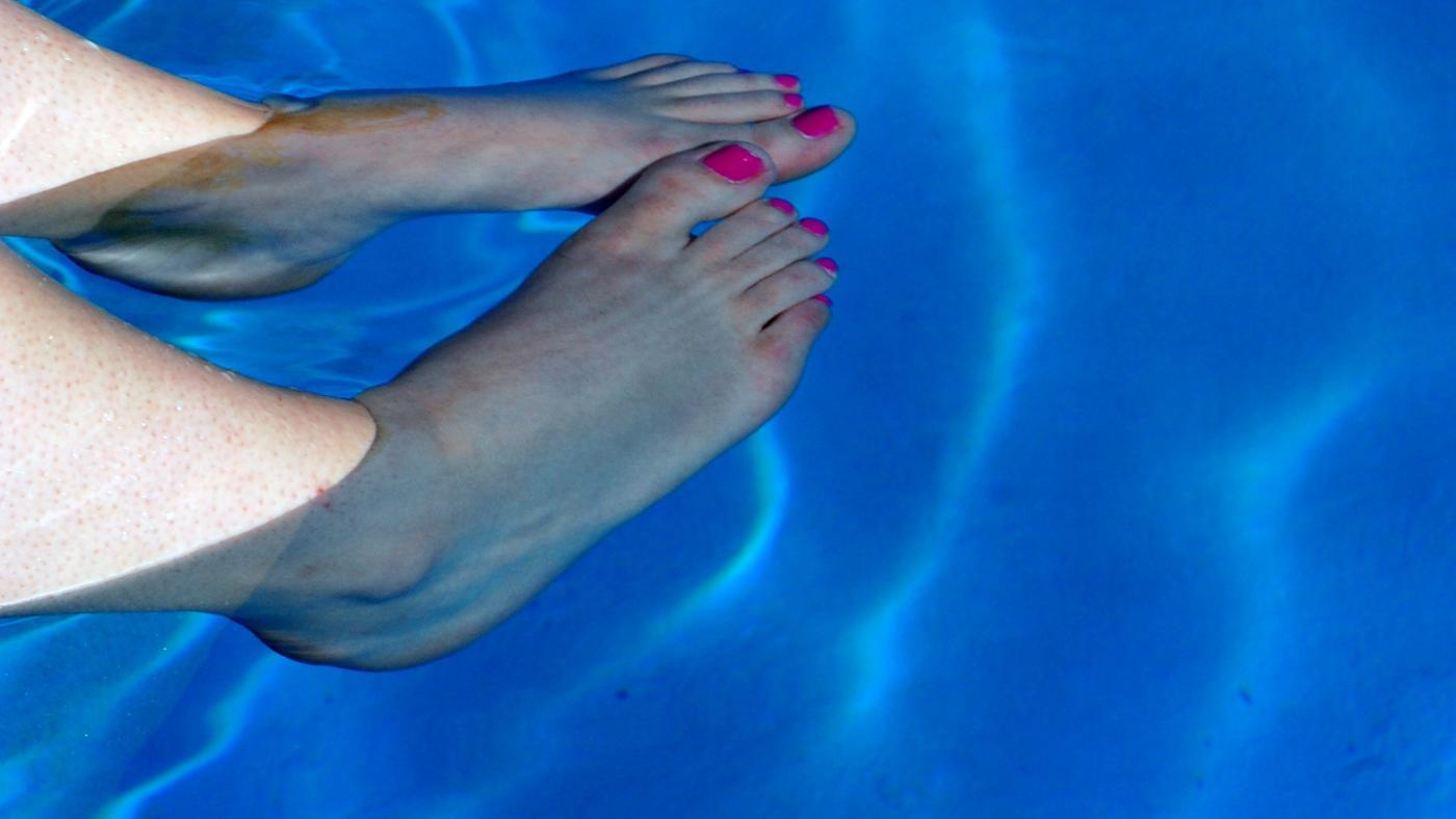 How can i soften thick toenails