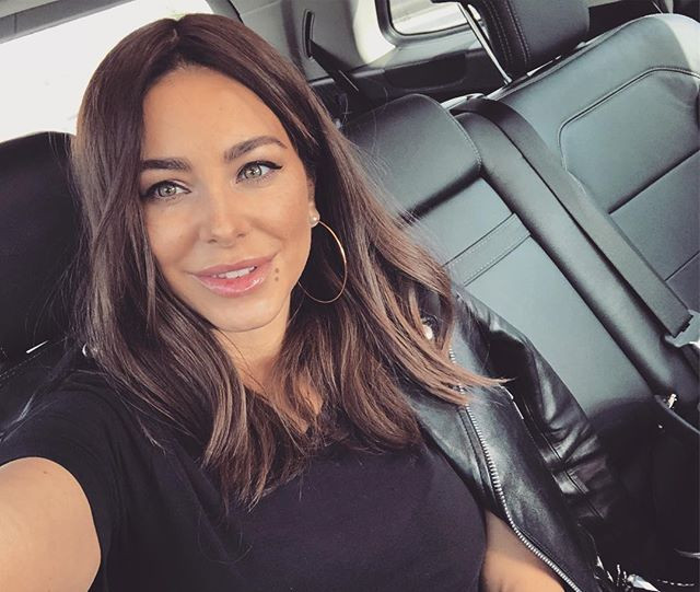 Ани Лорак селфи 2018