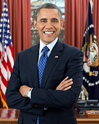 Barack obama about his life