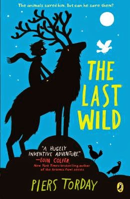 Book Review: The Last Wild/The Dark Wild