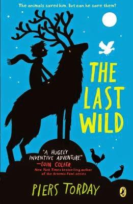 Book Review: The Last Wild/The Dark Wild