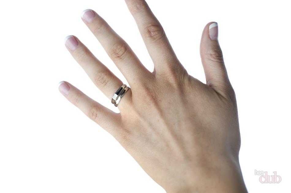 После развода на каком пальце носить обручальное кольцо